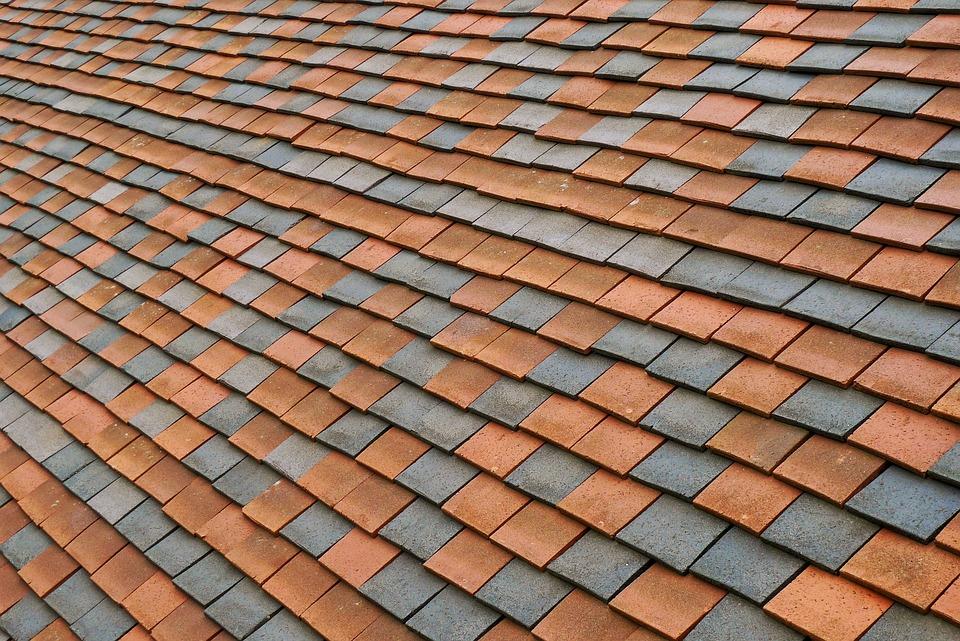 Dachziegel textur grau  Kostenloses Foto: Dach, Fliesen, Muster, Textur - Kostenloses Bild ...