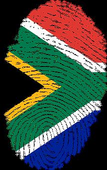 Afrique Du Sud, Drapeau