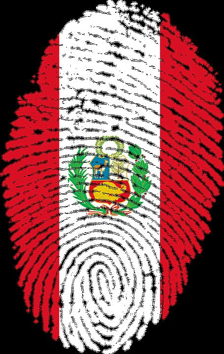 Hervorragend Illustration gratuite: Pérou, Drapeau - Image gratuite sur Pixabay  OL21