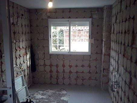 Repair, Indoor, Bathroom