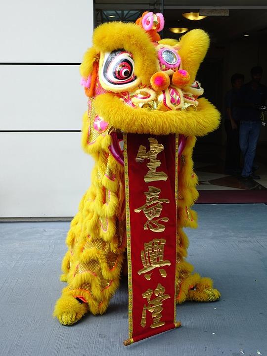 free photo  lion dance  chinese  tradition - free image on pixabay