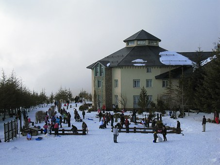 Sierra Nevada, Granada, Snow
