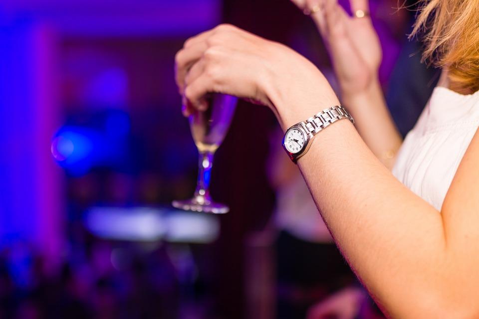 Drink, Party, Club, Night, Night Club, Woman, Dance