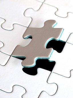Puzzle, Last Particles, Piece