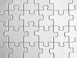 puzzle, demarcation