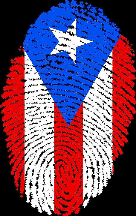 photo regarding Printable Puerto Rican Flag named Puerto Rico Flag Fingerprint - Totally free picture upon Pixabay
