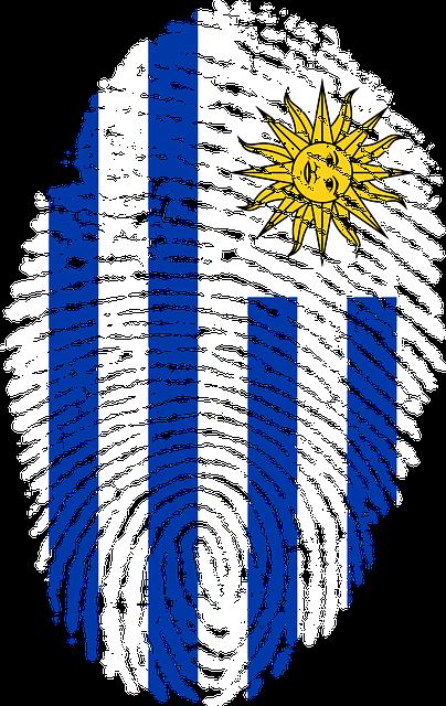 free illustration uruguay flag fingerprint country free image on pixabay 655088. Black Bedroom Furniture Sets. Home Design Ideas