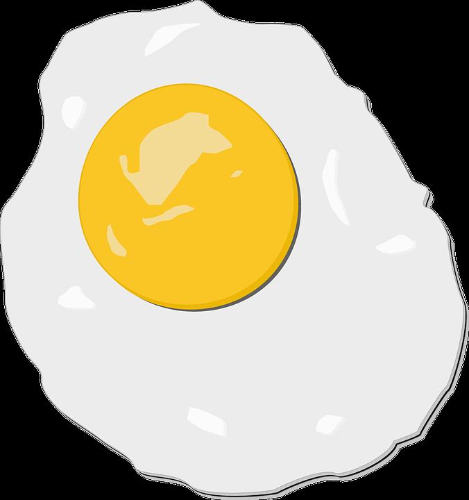 ovo frito ilustração desenho imagens grátis no pixabay