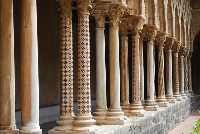Foto gratis columnas pilares antigua imagen gratis en - Pilares y columnas ...