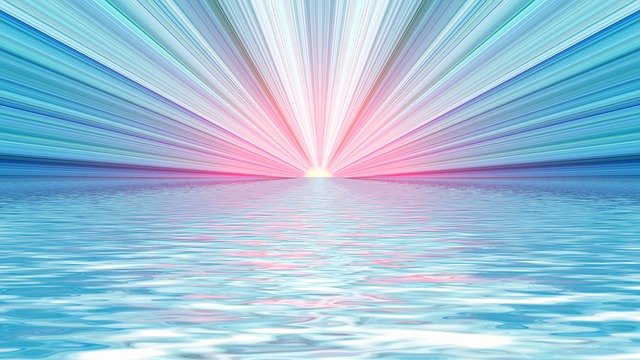 What Color Is The Sun >> Free illustration: Rays, Water, Wave, Sun, Light, Mood - Free Image on Pixabay - 656582
