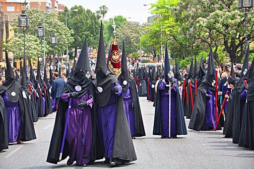 Ostern auf Mallorca - Prozession