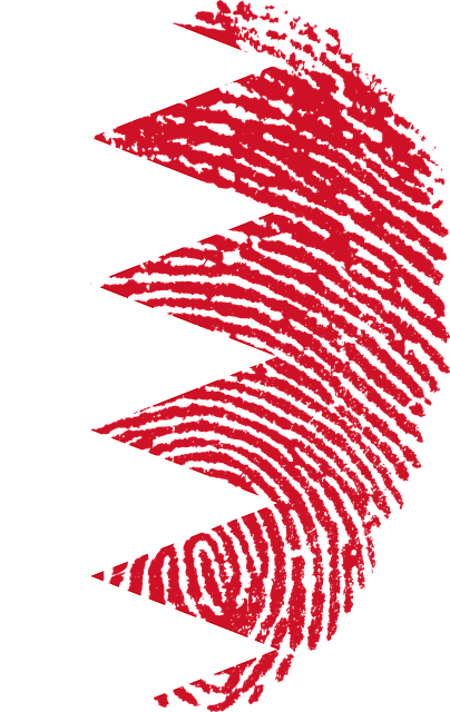 Flag And Emblem >> Free illustration: Bahrain, Flag, Fingerprint, Country - Free Image on Pixabay - 656788
