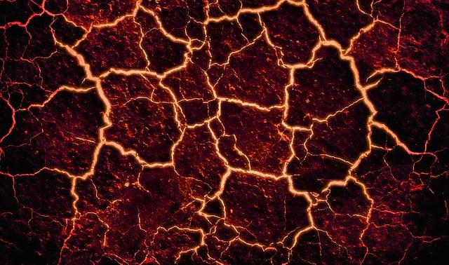 Fondos De Pantalla De Lava: Free Illustration: Lava, Cracked, Background, Fire