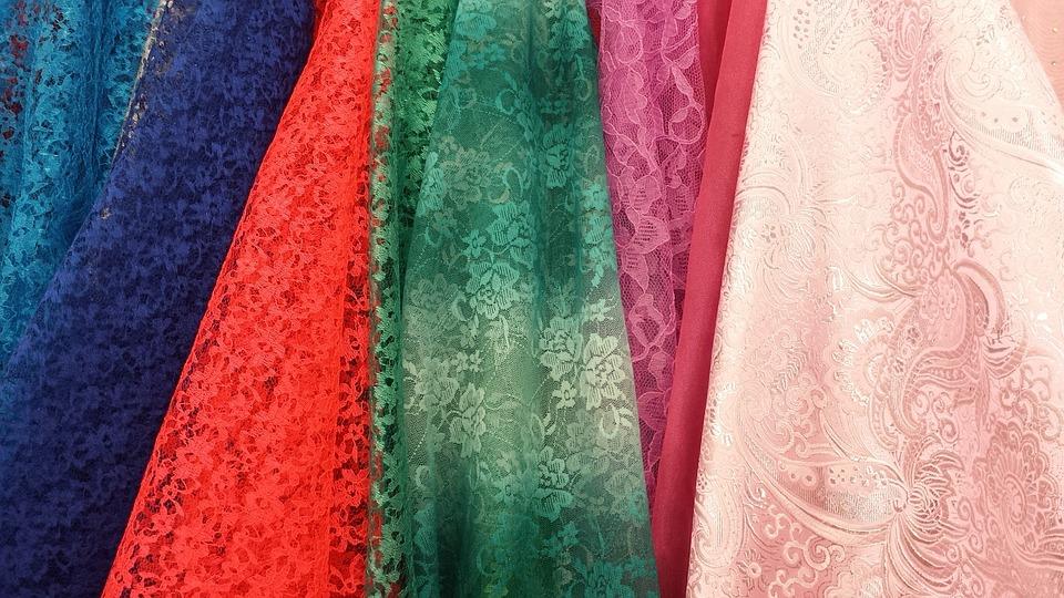 tekstil stof