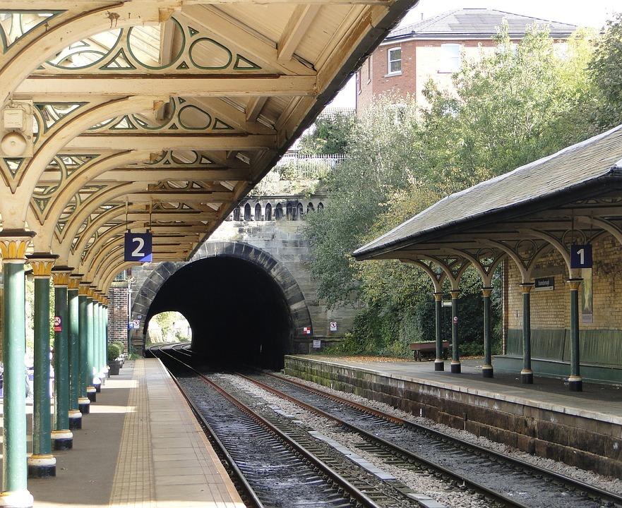 鉄道駅 歴史的に 古い · Pixabay...