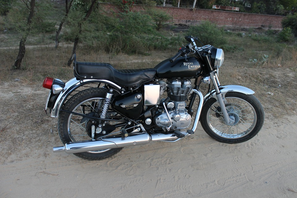 Bullet Electra Royal Enfield Free Photo On Pixabay