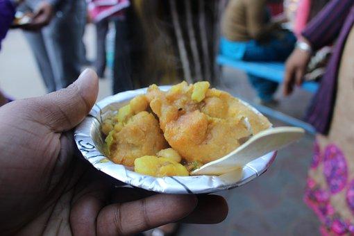 Kachori, Rajasthan, Histórico, Alimentos