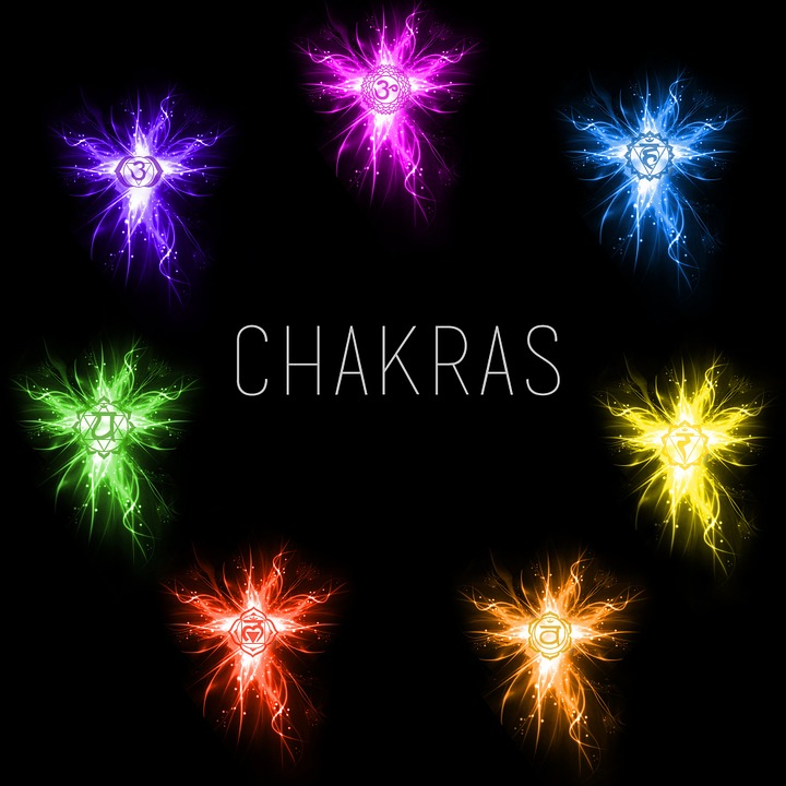 Chakra Meditate Meditation - Free image on Pixabay
