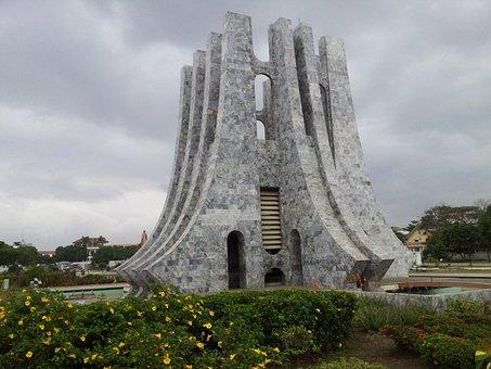 Kwame Nkrumah Memorial Park Accra Ghana Pr