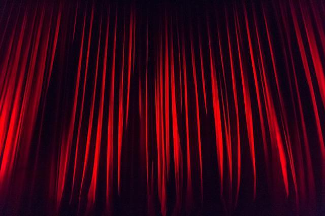 Free Photo Stage Curtain Curtain Stage Free Image On