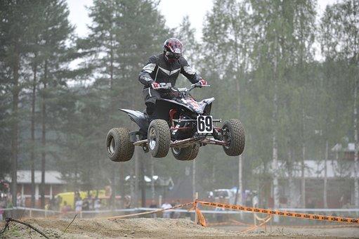 Sport, Motorsport, Atv, Race