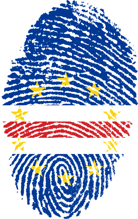 cabo verde flag fingerprint  u00b7 free image on pixabay