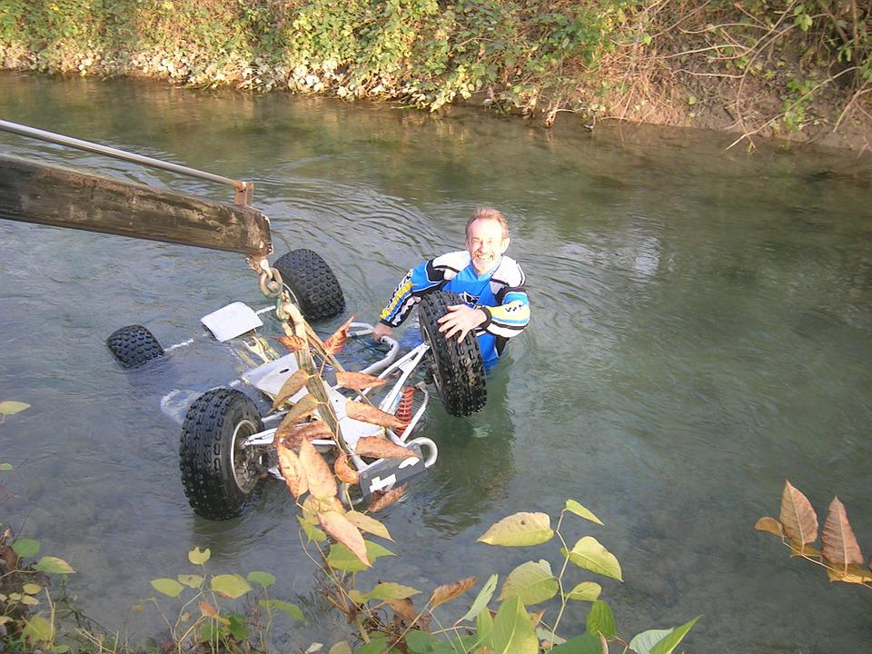free photo  quad  yamaha  banshee  water - free image on pixabay