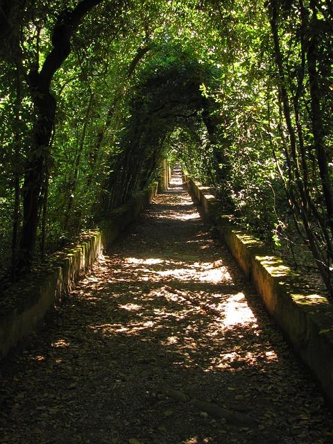 Florence Boboli Garden Italy Free Photo On Pixabay