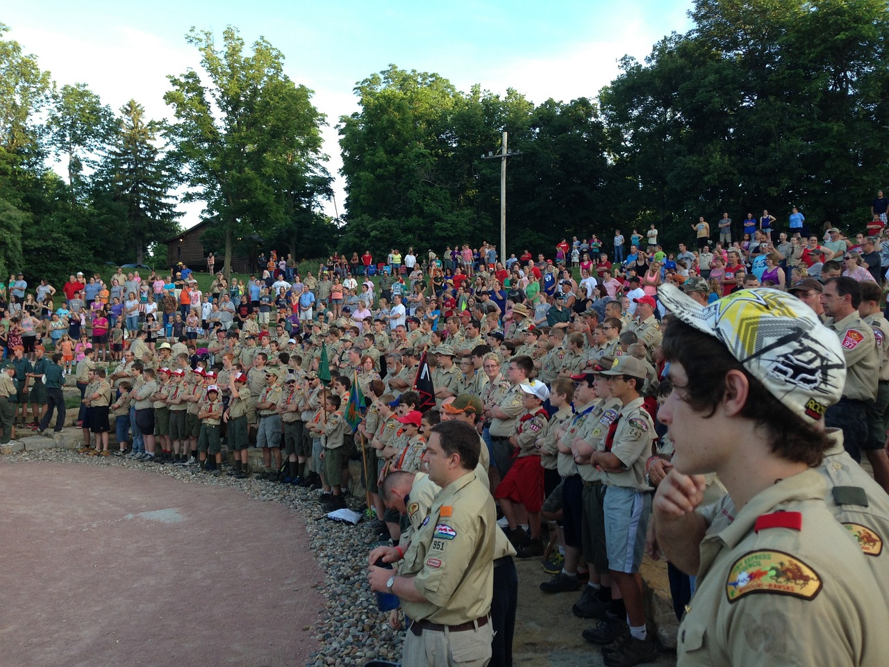 Finding a Boy Scout Troop and ADD/ADHD