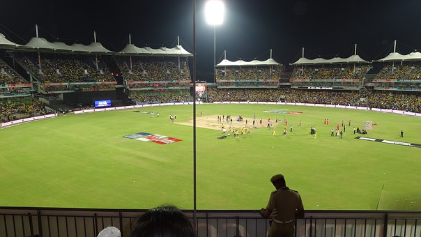Cricket Cricket Ground Sport Ground Field