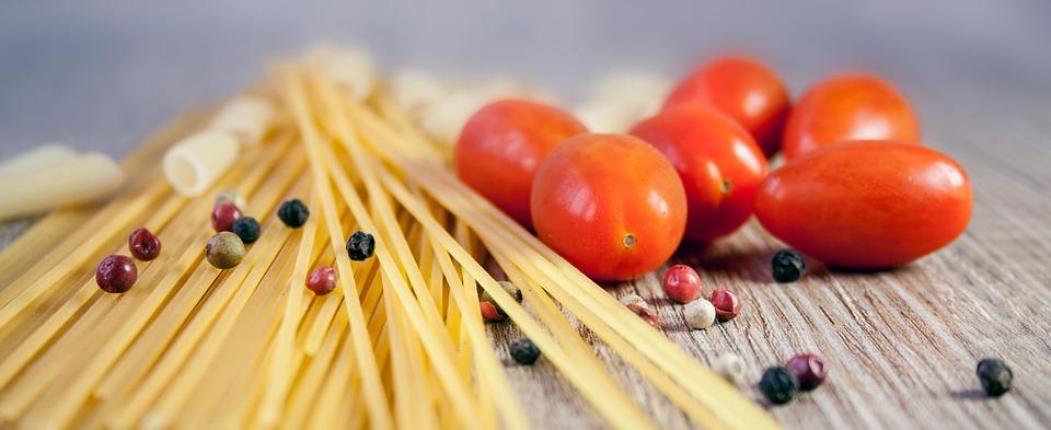 Pâtes Alimentaires, Nouilles, Faire Cuire, Tomate