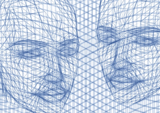 Kopf Drahtmodell Gesicht · Kostenloses Bild auf Pixabay