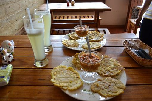 Plantani, Food, Colombia, Lemonade