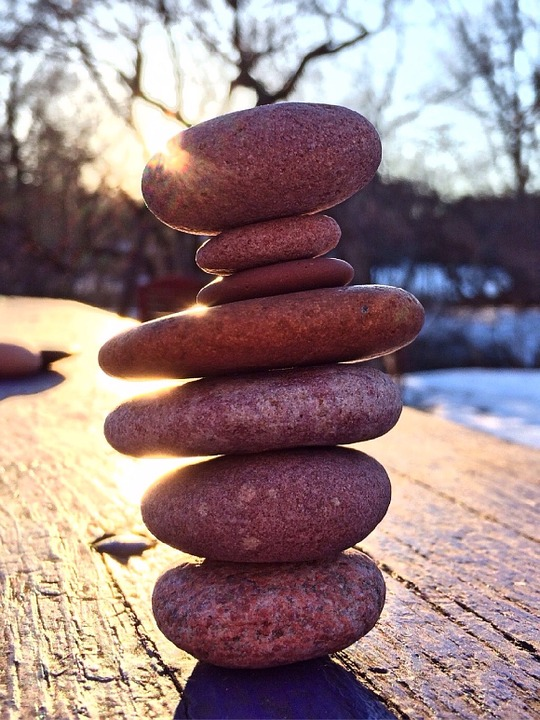 Stacked, Stones - Free images on Pixabay : staket stones : Staket