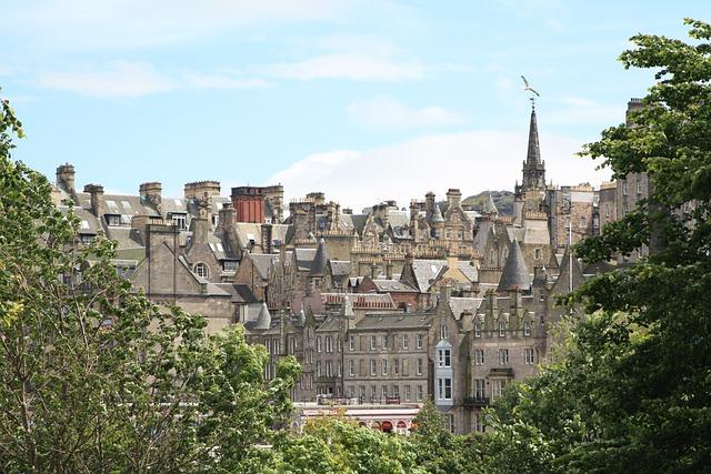Free photo: Edinburgh, Scotland, Old Town - Free Image on ...