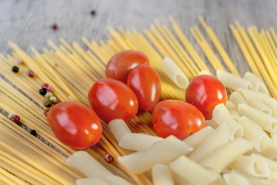 Pasta, Nudeln, Kochen, Tomate, Essen, Pfeffer, Italien