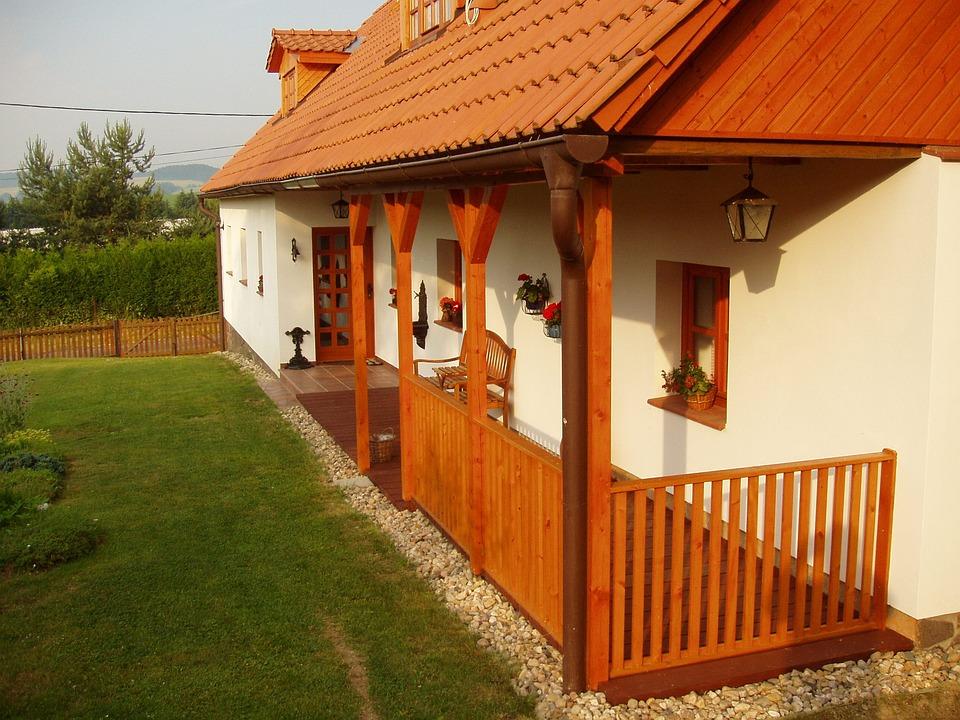 Foto gratis casa varanda grama casa de campo imagem - Chiudere una finestra di casa ...