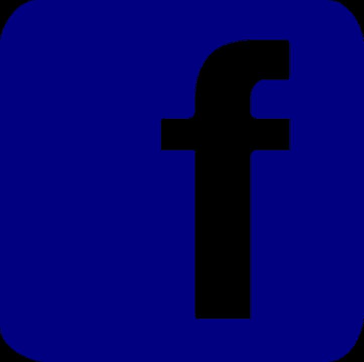 Bien-aimé Image vectorielle gratuite: Facebook, Bouton, Broche, Vector  QW38
