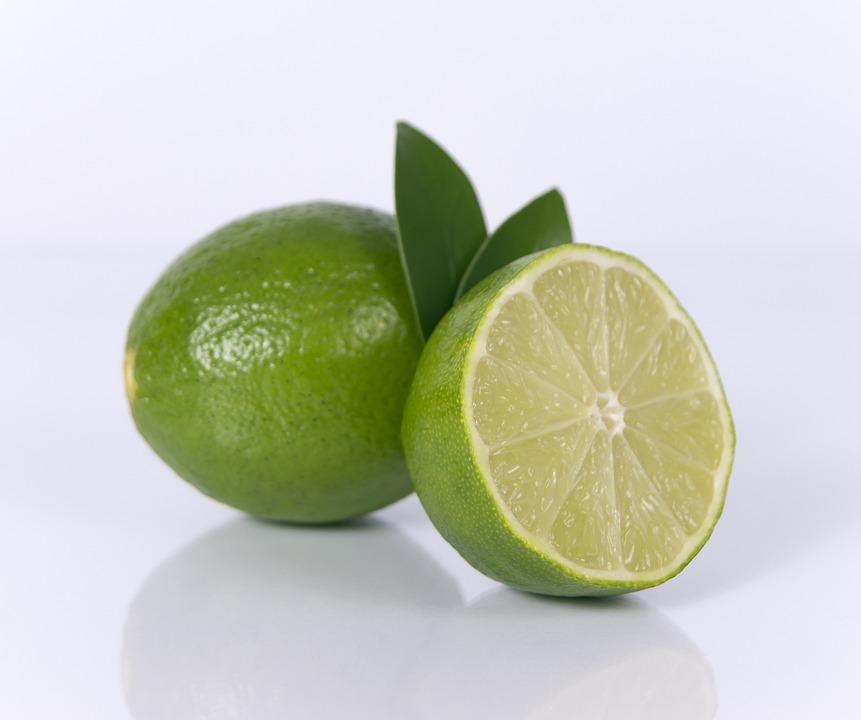 Sliced Lime, Fruit, Lime, Slice, Citrus, Food, Fresh