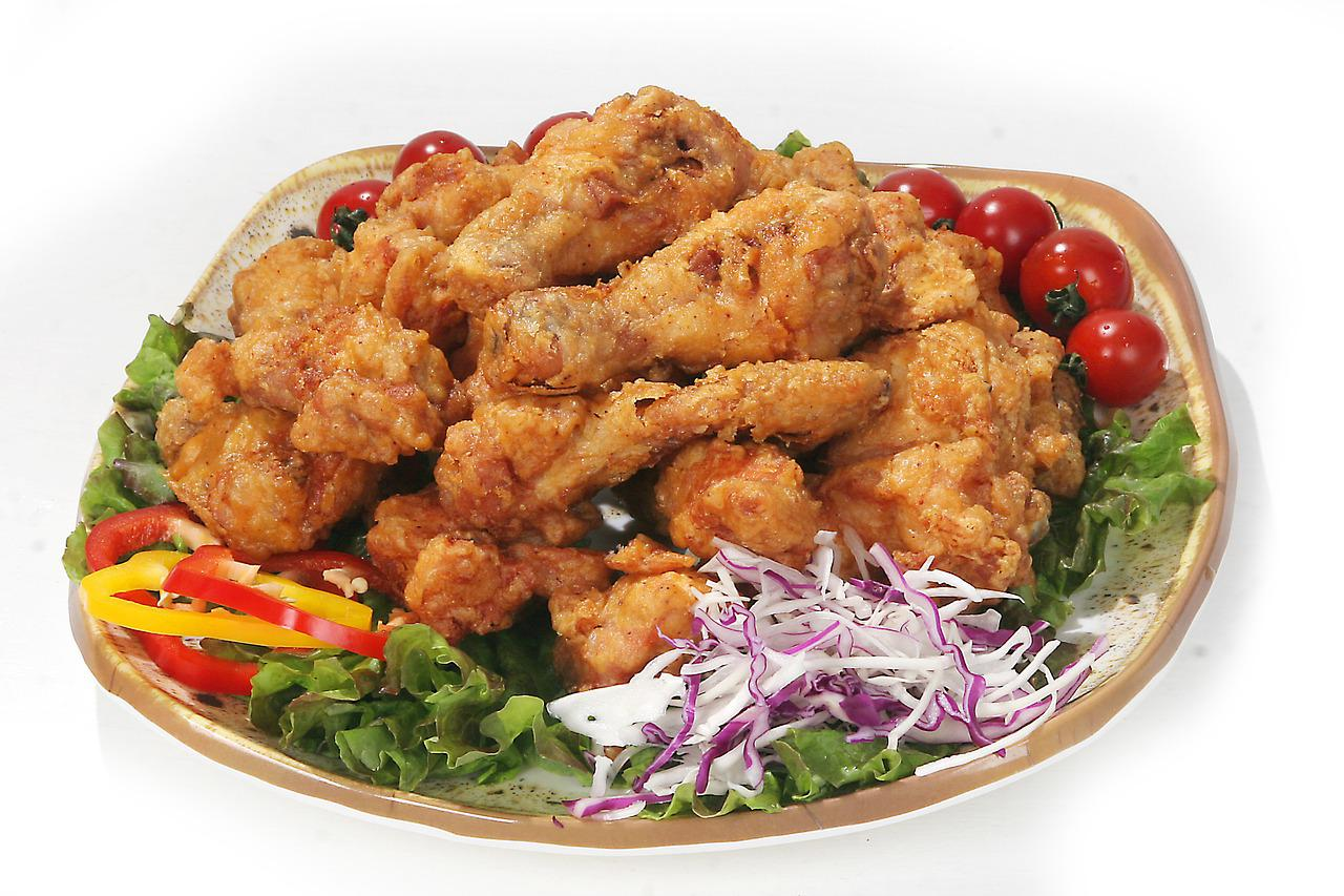 A picture of served fried chicken.   Photo: Pixabay
