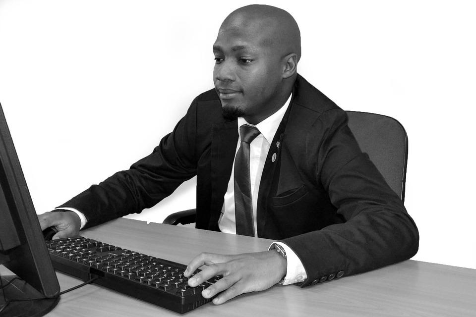 アフリカのビジネス, ビジネス, 作業, ブラック, 人, アフリカ, 仕事, 企業, 実業家