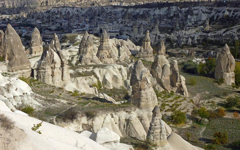 Cappadoce Turquie Tour De La Fee Photo Gratuite Sur Pixabay