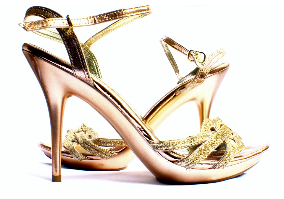 Sandal High Heels Fashion Free Photo On Pixabay
