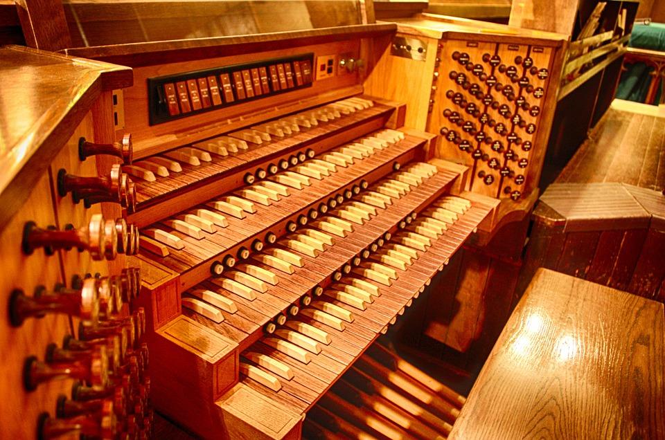 Pipe Organ Church 183 Free Photo On Pixabay