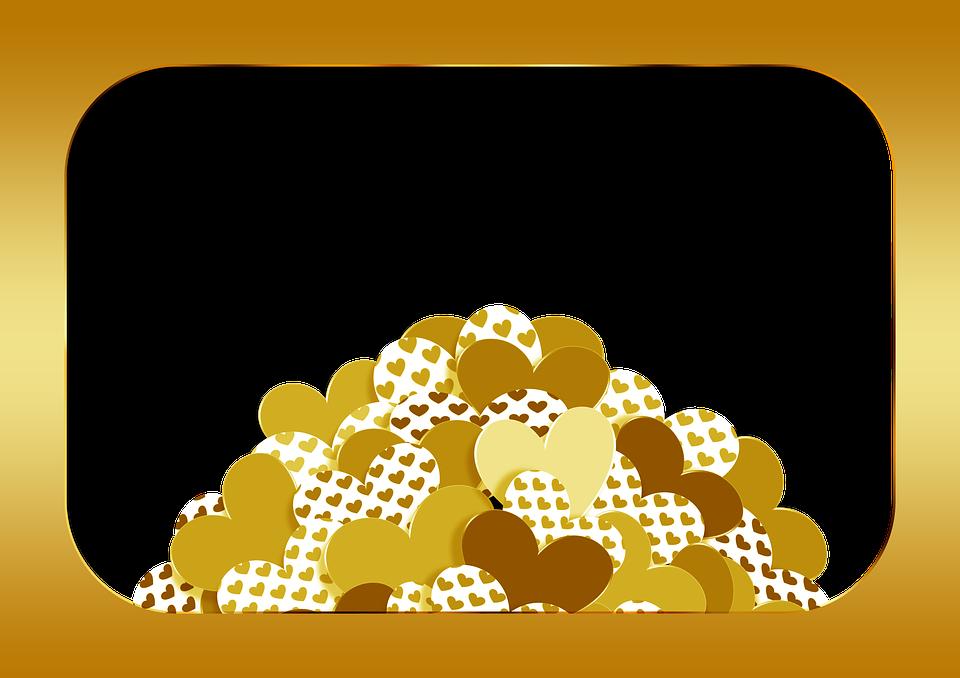 Rahmen Bilderrahmen Gold · Kostenloses Bild auf Pixabay