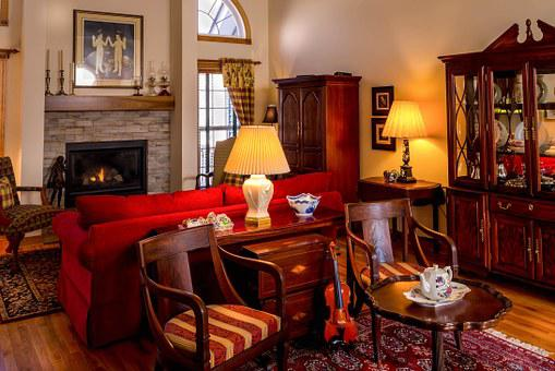Living Room, Family Room, Great Room