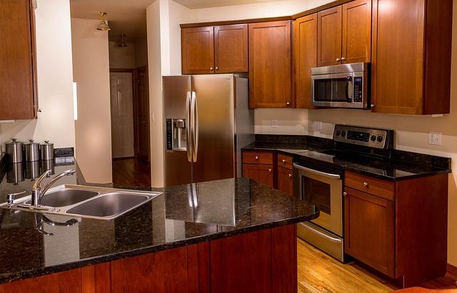 Free photo Kitchen, Cabinets, Countertop  Free Image on   -> Plyta Gazowa Do Zabudowy Tanio