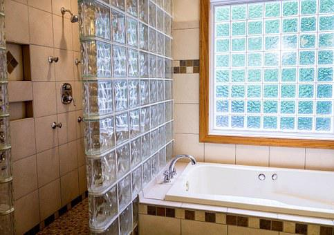 Shower, Tub, Bathroom, Ceramic Tile