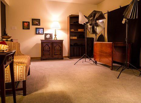 Studio, Bonus Room, Photography Studio