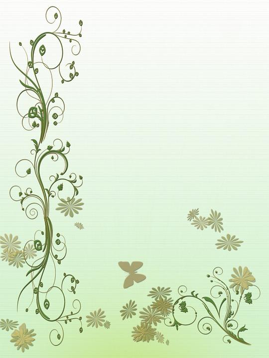 kostenlose illustration: einladung, floral, karte, ostern, Einladungen